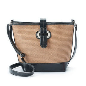 Mondani Lara Bucket Crossbody Bag