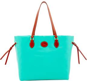 Dooney & Bourke Nylon Shopper Tote - MINT - STYLE
