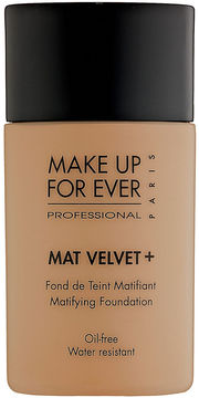 Make Up For Ever Mat Velvet + Matifying Foundation