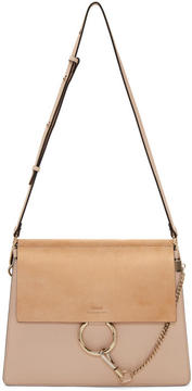Chloé Pink Medium Faye Bag