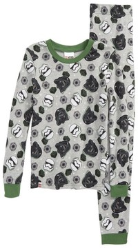 Lego Boy's Star Wars(TM) Fitted Two-Piece Pajamas Set
