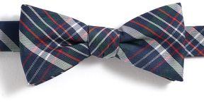 Chaps Boys 4-20 Tartan Plaid Bow Tie