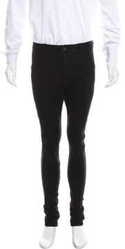 Julius Flat Front Skinny Pants