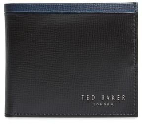 Ted Baker Men's Leather Wallet - Black