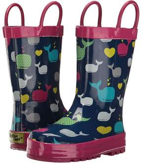 Western Chief Whales Rain Boot Girls Shoes