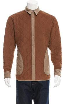 Umit Benan Quilted Shirt Jacket w/ Tags