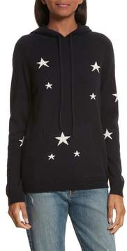 Chinti and Parker Women's Chinti & Parker Star Cashmere Hoodie