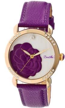 Mother of Pearl Bertha Daphne Mother-of-pearl Watch.
