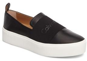 Calvin Klein Women's Jacinta Platform Sneaker