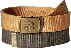 Timberland 2-in-1 Boxed Web Belt Pack Men's Belts