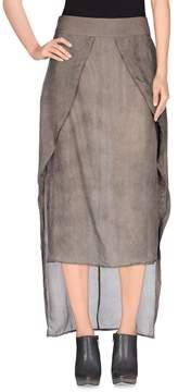 Barbara I Gongini 3/4 length skirts