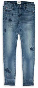 Hudson Girl's Stardust Skinny Jeans