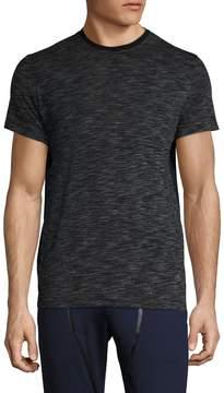 Bikkembergs Men's Solid Cotton T-Shirt