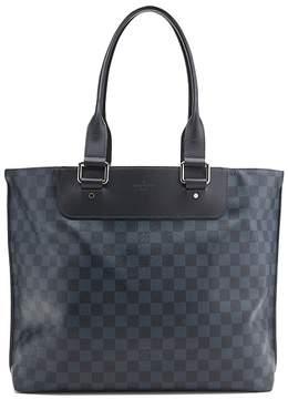 Banana Republic LUXE FINDS | Louis Vuitton Damier Cobalt Cabas Voyage Tote Bag