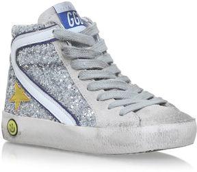 Golden Goose Deluxe Brand Glitter Sneakers