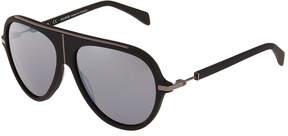 Balmain Aviator Metal Sunglasses