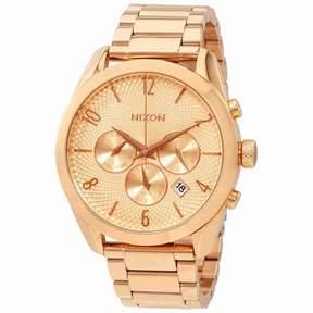 Nixon Bullet Chrono Rose Dial Men's Watch A366897