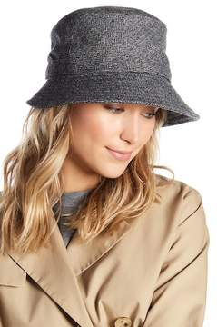 Eric Javits Tweed Pull On Wool Blend Hat