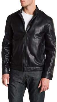 Andrew Marc Logan Moto Jacket