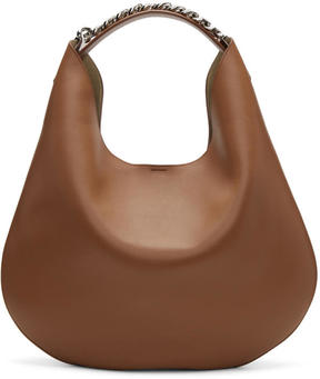 Givenchy Tan Infinity Hobo Bag