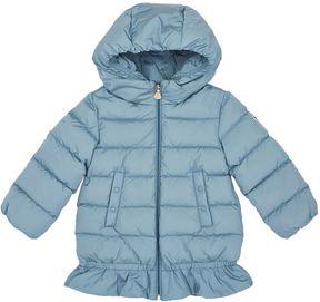 Moncler Azinza FrillHem Coat