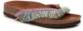 DOLCE by Mojo Moxy Women's Cappy Flat Sandal