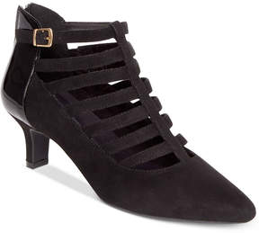 Rockport Women's Kimly Caged Booties Women's Shoes