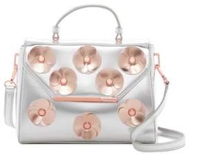 Ted Baker Daisii Flower Applique Shoulder Bag
