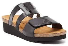 Naot Footwear Nancy Wedge Slide Sandal