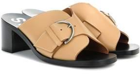 Acne Studios Vikki leather sandals