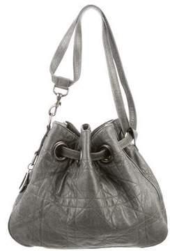 Christian Dior Cannage Leather Bag