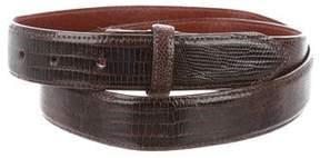 Polo Ralph Lauren Lizard Belt Strap