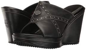 Harley-Davidson Leawood Women's Slide Shoes