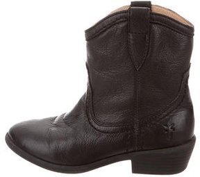 Frye Girls' Carson Leather Boots