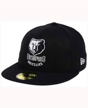New Era Memphis Grizzlies Black White 59FIFTY Cap
