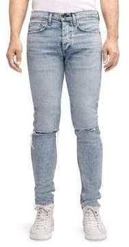 Rag & Bone Fit 1 Distressed Skinny Jeans