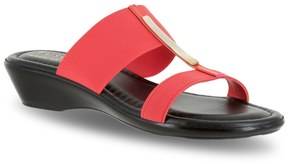Easy Street Shoes Tuscany by Adda Women's Wedge Sandals