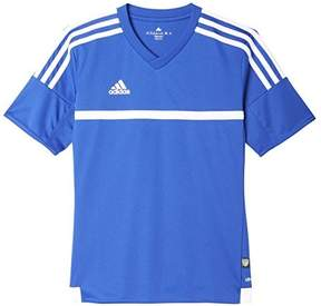 adidas MLS 15 Match Youth Soccer Jersey XL Bold Blue-White