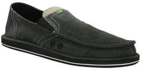 Sanuk Men's Pick Pocket Moc Toe Shoe.