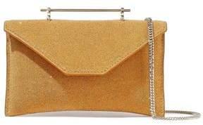M2Malletier Annabelle Glittered Leather Shoulder Bag