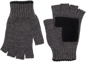 Levi's Men's Marled Fingerless Gloves
