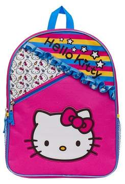Hello Kitty 16 Ruffles Kids' Backpack - Pink