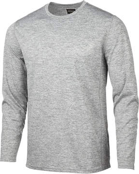 Greg Norman for Tasso Elba Men's Rapiheat Heathered Long-Sleeve T-Shirt, Created for Macy's