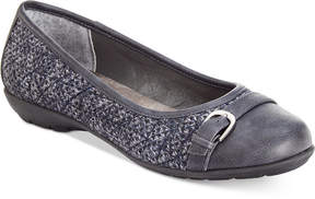 White Mountain Sia Flats, Created for Macy's Women's Shoes