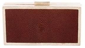 Jimmy Choo Stingray Box Clutch