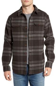 Columbia Men's Deschutes River(TM) Heavyweight Flannel Shirt Jacket