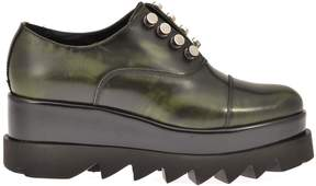 Cult Leather Lace Up Shoe
