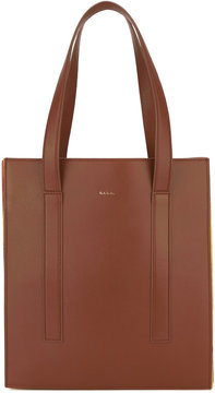Paul Smith accordion detail tote