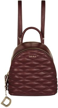 DKNY Mini Quilted Backpack