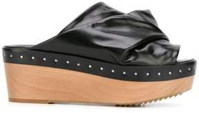 Rick Owens Mobius Sabot sandals